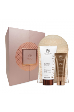 Christmas Luxury Tan Set - Dark