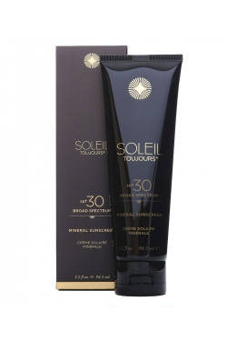 100% Mineral Sunscreen SPF30